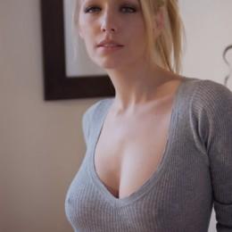 Nipples in sweaters